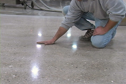 Home Auckland Polished Concrete