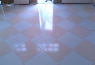 Coloured Coatings for Concrete Floors